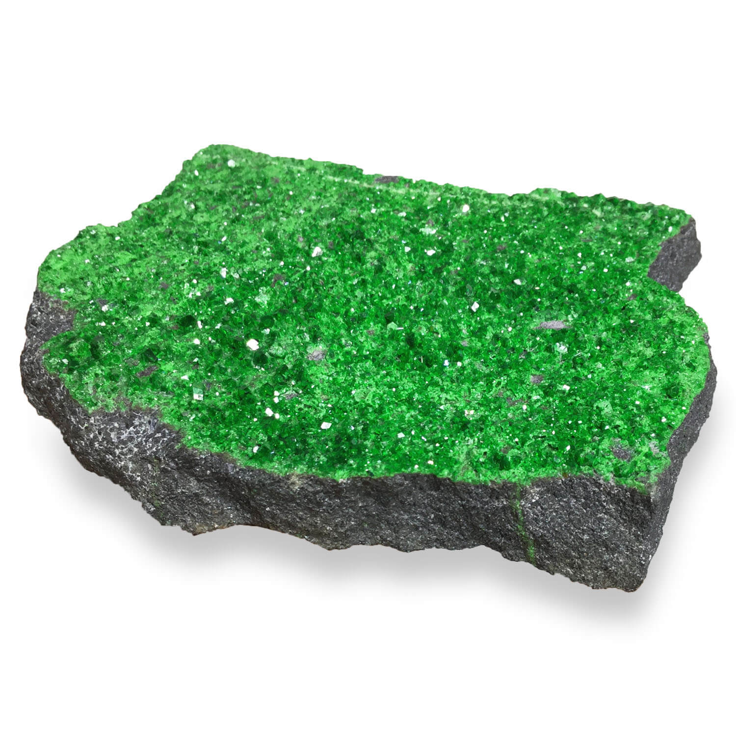 uvarovite Uvarovite's wiki: uvarovite is a chromium -bearing garnet group species with the  all information for uvarovite's wiki comes from the below links any source is valid, including twitter, facebook.